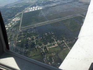 Brian Lloyd Spirit Hurricane Harvey flood relief flight Texas 04Sep2017 photo by Faye McCullough CC-BY