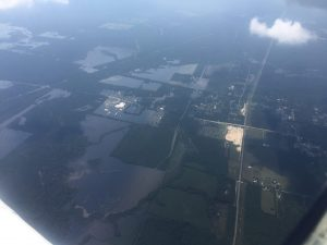 Brian Lloyd Spirit Hurricane Harvey flood relief flight Texas 04Sep2017 photo by Faye McCullough CC-BY